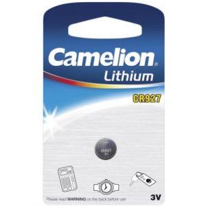 cr927-3v-camelion-litium-gombelem