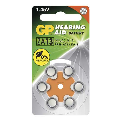 Gombelemek hallókészülékhez